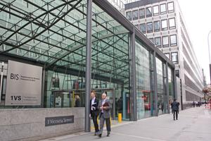 Department for Business, Innovation & Skills building, Victoria Street, London